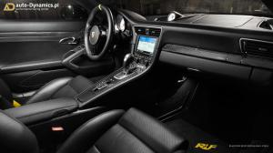 porsche 911 turbo s 991 dark knight von Auto Dynamics