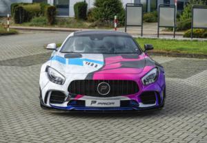 Mercedes-AMG GT S von Prior Design Need for Speed