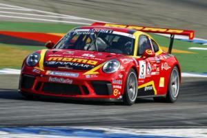 Porsche Mobil 1 Supercup, Hockenheim 2018