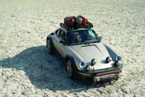 Ruf Porsche 911 Rodeo Concept