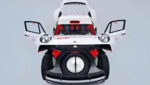 Singer All-Terrain Competition Study Porsche 911 Safari