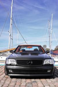 Mercedes Benz SL 500, Baujahr 1992