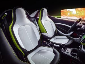 smart forease Studie Cabrio Zweisitzer Elektroauto Premiere Pariser Autosalon 2018