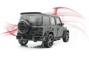Mercedes G63 AMG Mansory Philipp Plein Star Trooper