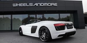 Audi R8 wheelsandmore