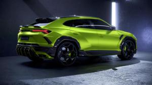 Lamborghini Urus MD1 von Marius Designhaus